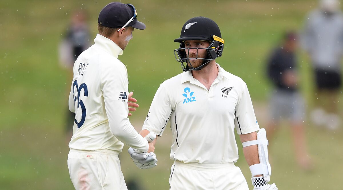 New Zealand win Test series against England 1-0