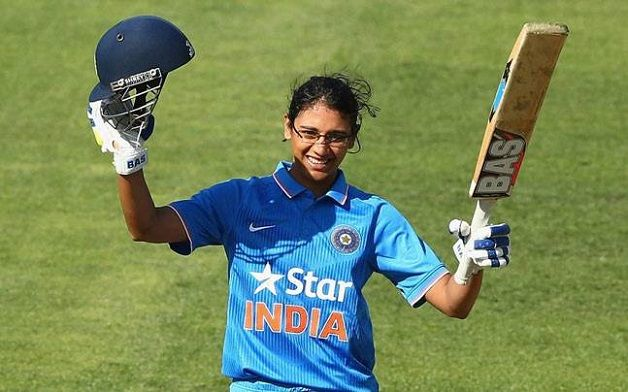 Smriti Mandhana becomes number 1 in latest ICC women