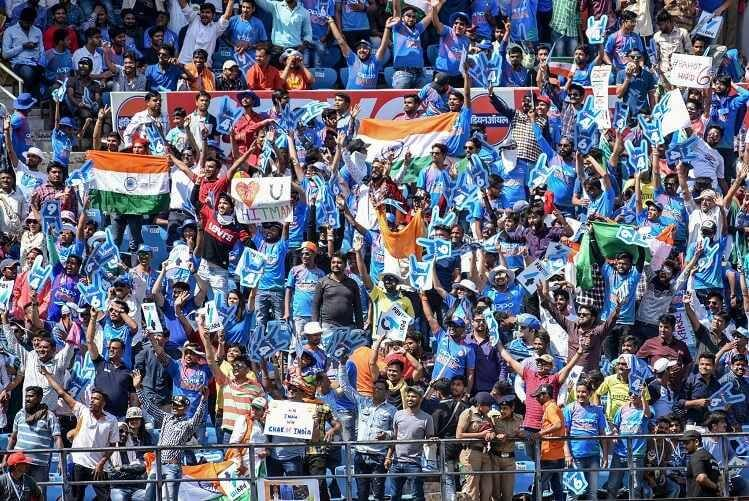 AUS vs IND 2020: After 8 months, crowds to return to stadium for men