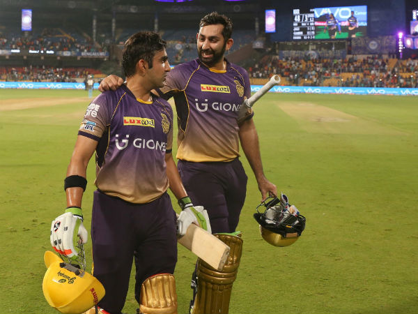 Knight Riders beat Sunrisers by 7 wickets in IPL