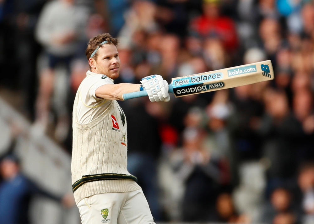 Smith cracks scintillating double century against England in 4th Test at Old Trafford