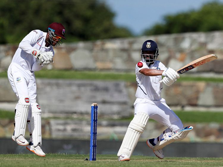 World Test Championship, Day 1: India 203 for six against West Indies