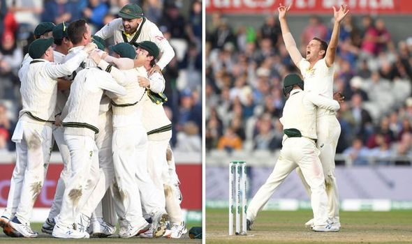Australia retain Ashes series against England