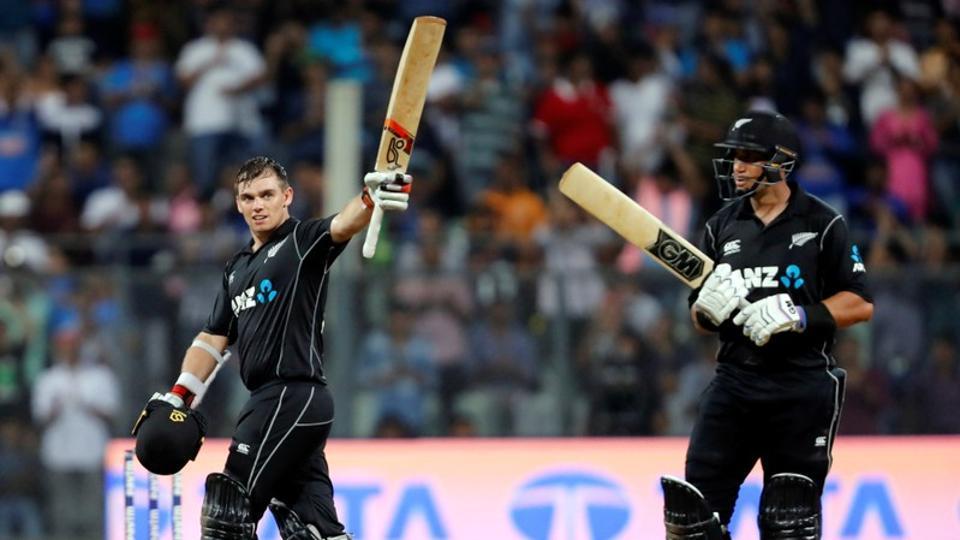 New Zealand beat India by six wickets in 1st ODI at Mumbai