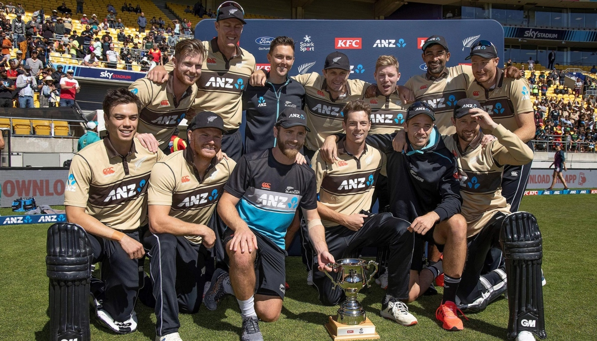 New Zealand clinch the T20 series against Australia