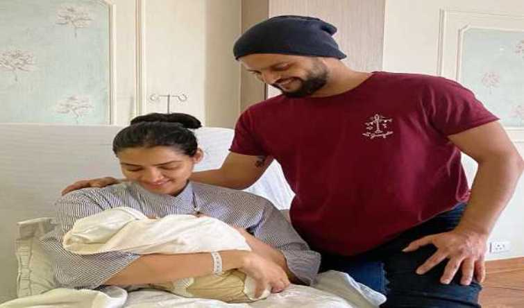 Suresh Raina and wife priyanka welcomes 2nd child, blessed with a baby boy