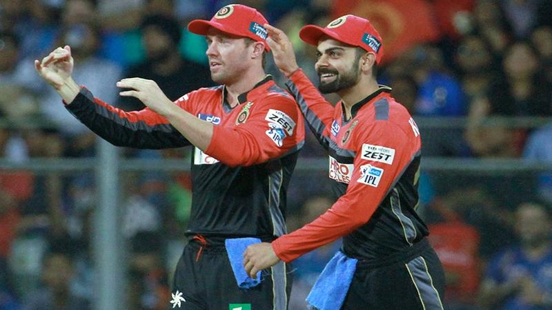 IPL 10: AB de Villiers to lead RCB if Kohli is unavailable
