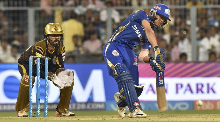 Mumbai Indians thrash Kolkata Knight Riders by 102 runs