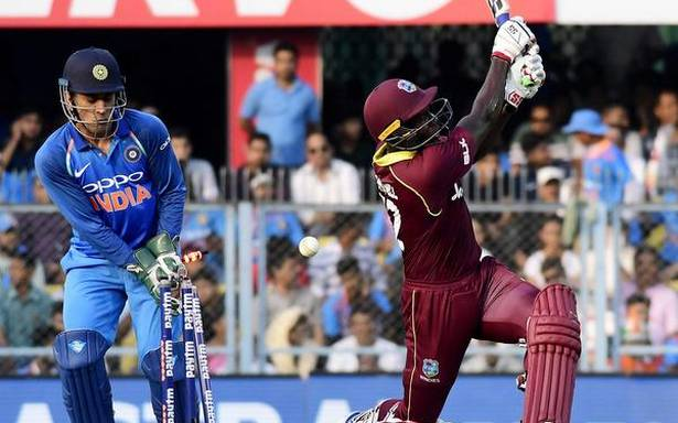 2nd ODI match between India and West Indies ends in a tie