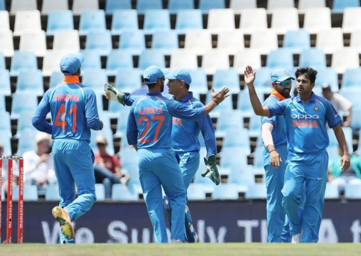 India vs SA, 6th ODI : SA 204 all out