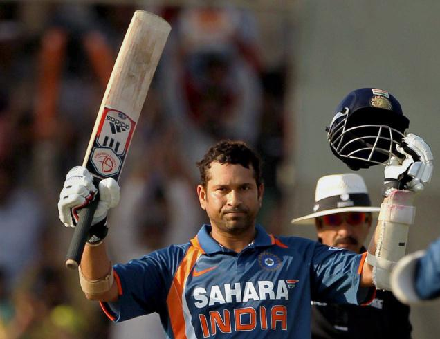 On This Day In 2010, Sachin Tendulkar Did What No Player Had Done Before - Score 200 In An ODI