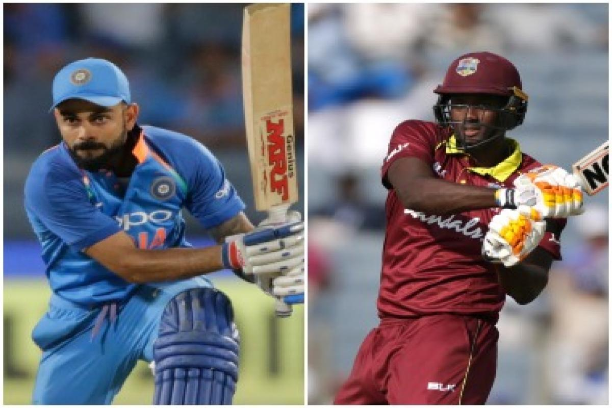 West Indies to face India in first T20 at Hyderabad tomorrow