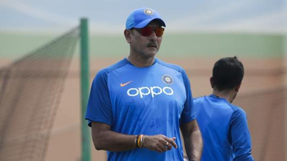 Ravi Shastri re-appointed as head coach of Indian men