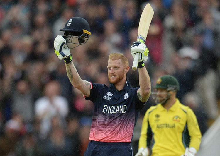 ICC Champions Trophy 2017: England wins by 40 runs(DLS), knocks Australia out of tournament