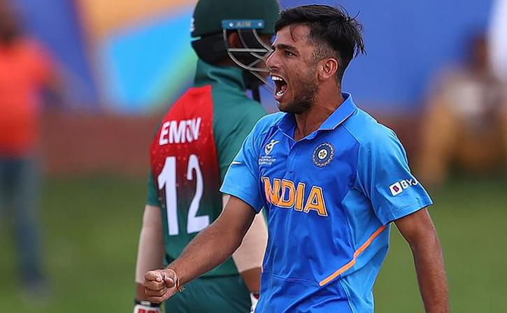 Five players found guilty by ICC for brawl after U-19 World Cup final
