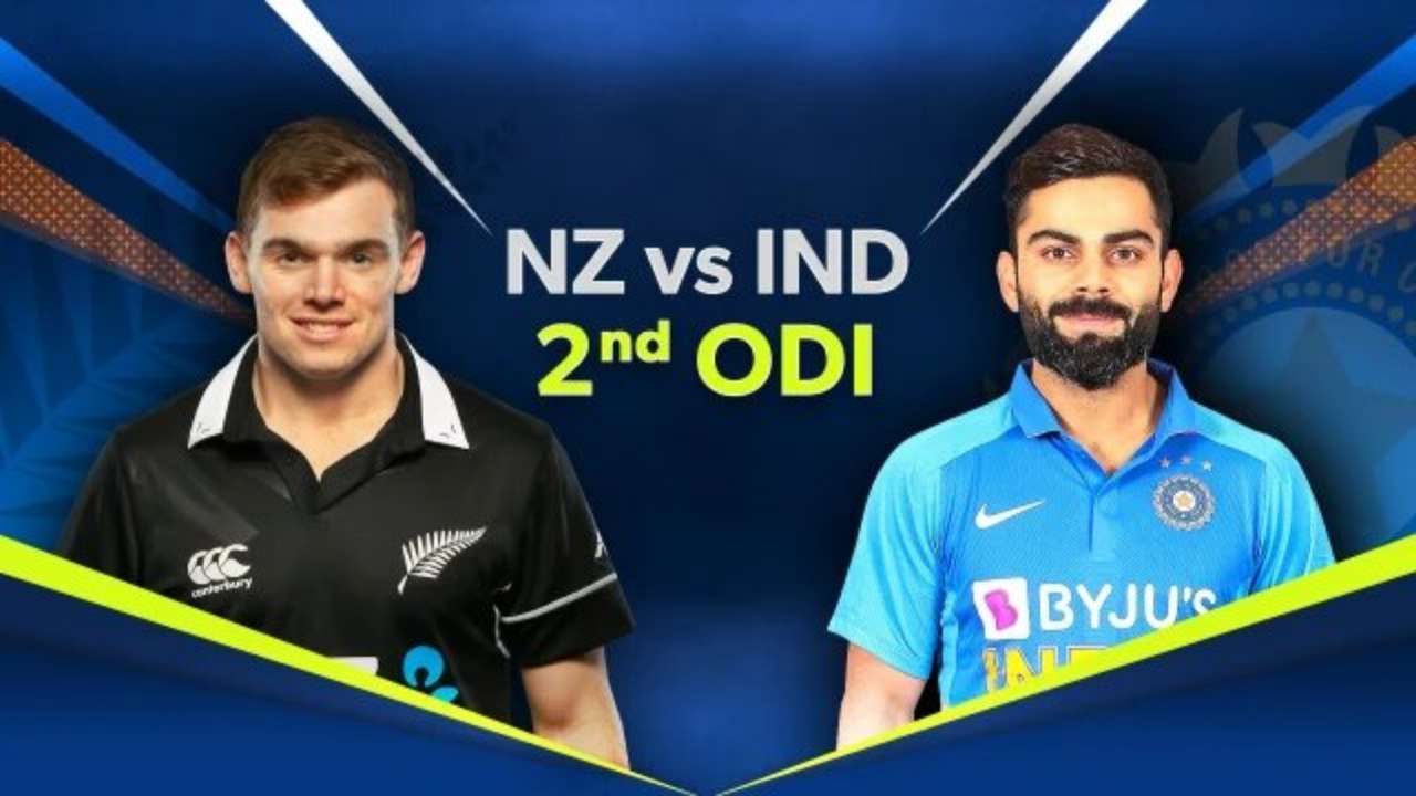 Highlights of India vs New Zealand 2nd Test in Christchurch