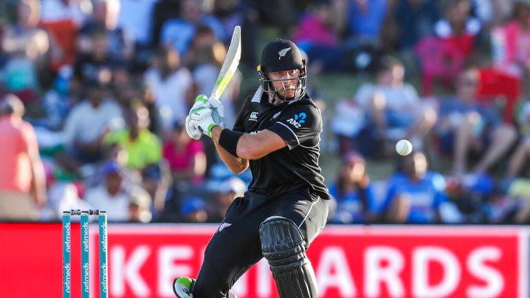 Injured Martin Guptill ruled out for T20 series against India