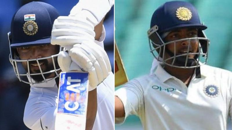 Prithvi Shah, Ajinkya Rahane hit half centuries against Baroda in Ranji Trophy