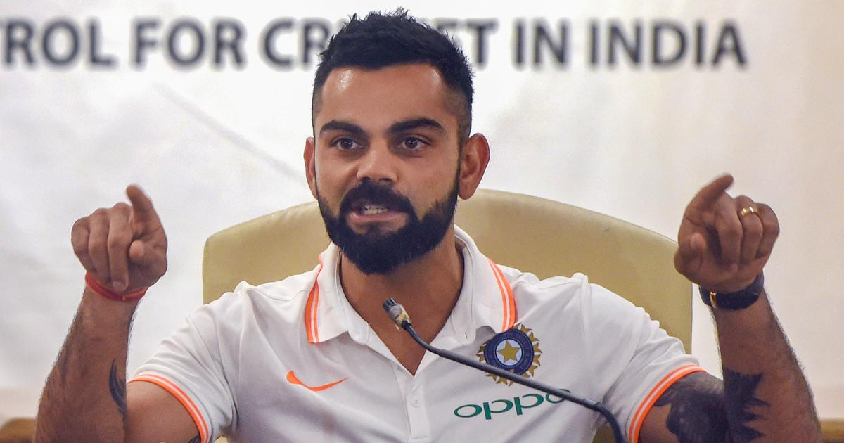 Till we work with honest intent, results will follow: Kohli