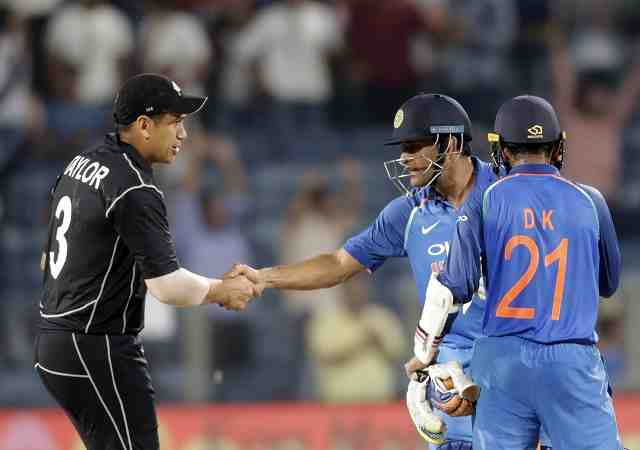 Ind vs NZ 2nd ODI: India beat Kiwis by 6 wickets, level series 1-1