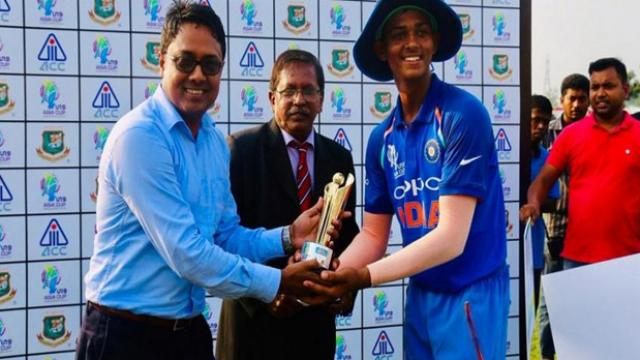 India thrash UAE by 227 runs in U-19 Asia Cup