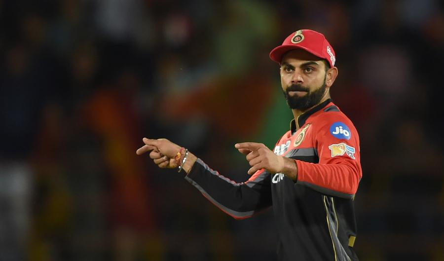 IPL 2017: Virat Kohli gives away man of the match award to fans at Ferozeshah Kotla