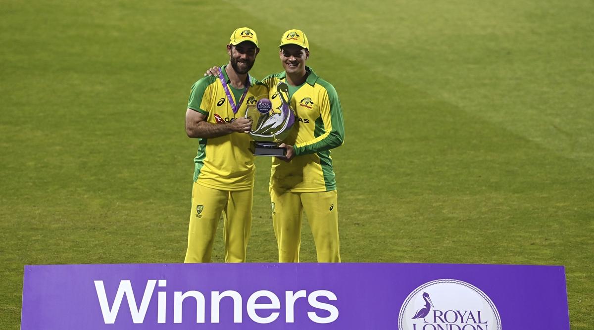 Australia win ODI series against England