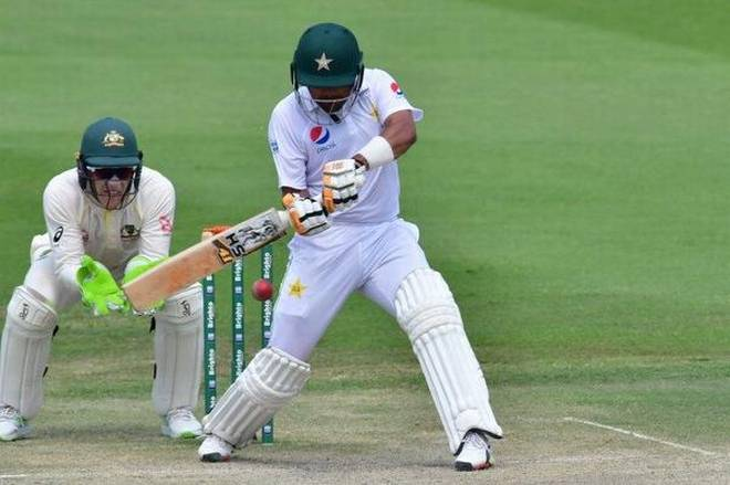 Pakistan set victory target of 538 runs for Australia
