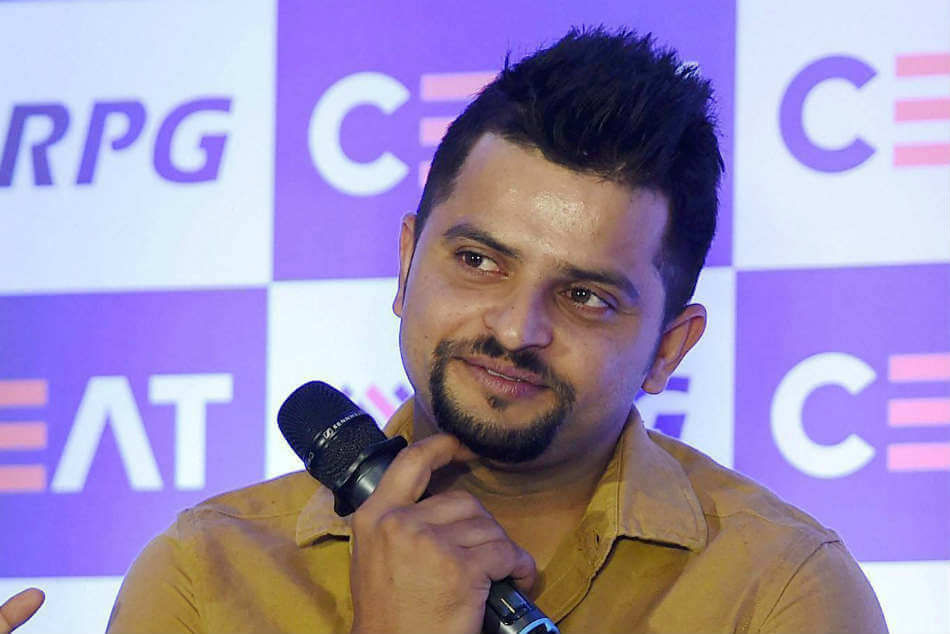 Suresh Raina pledges to build sanitation and drinking water facilities at 34 government schools