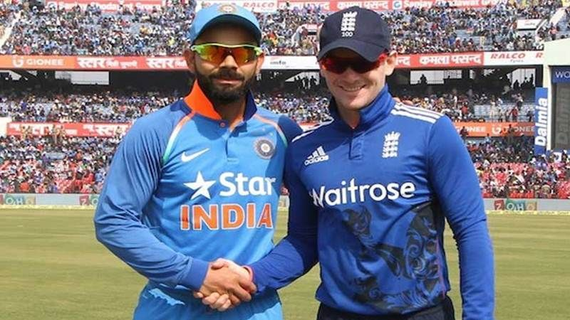 India to play against England in the 1st T20 match at Manchester today