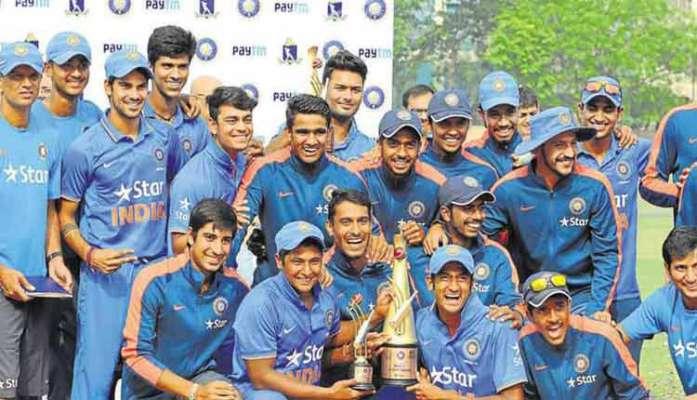 India beat Sri Lanka by 144 runs to clinch U19 Asia Cup title