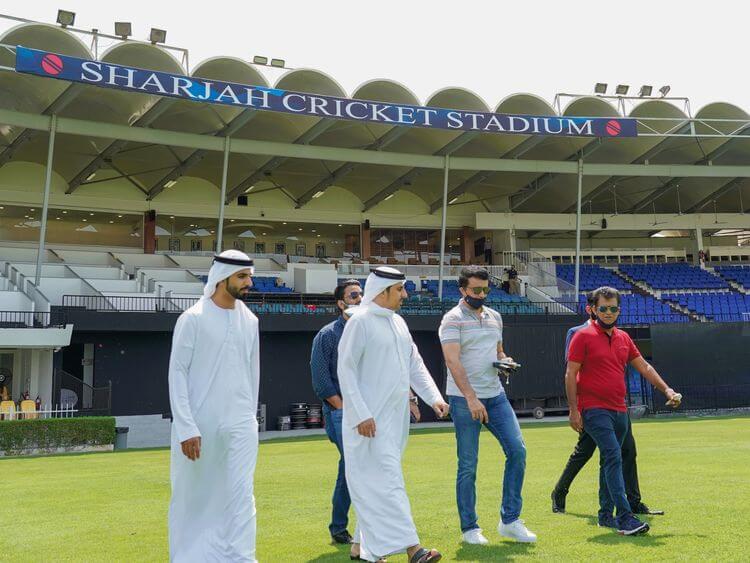 BCCI president lauds new look and feel of Sharjah Cricket Stadium ahead of IPL 2020