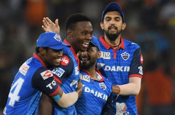 Delhi Capitals beat Sunrisers Hyderabad by 39 runs in IPL match