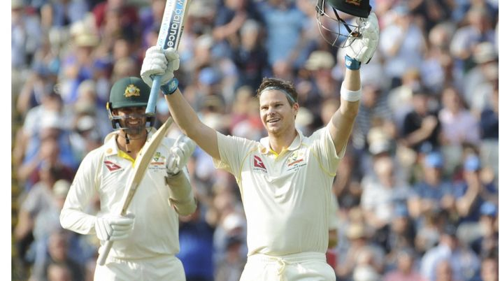 Australia all out at 284 runs against England in 1st Test match