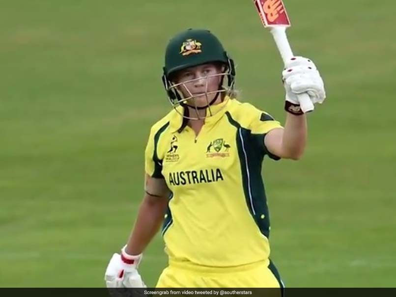 Australian women defeat India by 36 runs in the 4th T20 match