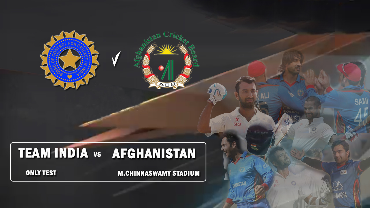 India win toss, elect to bat against Afghanistan