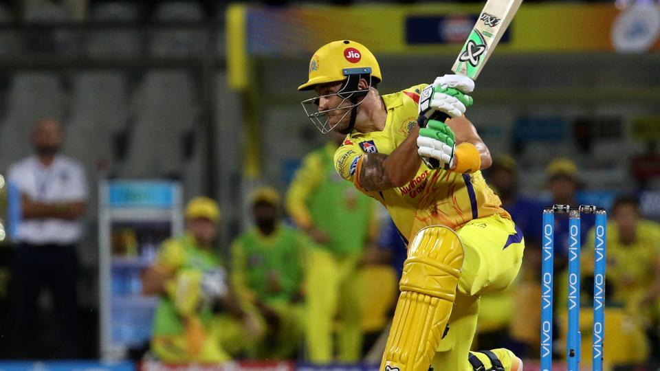 Chennai Super Kings enter the final of the IPL 2018