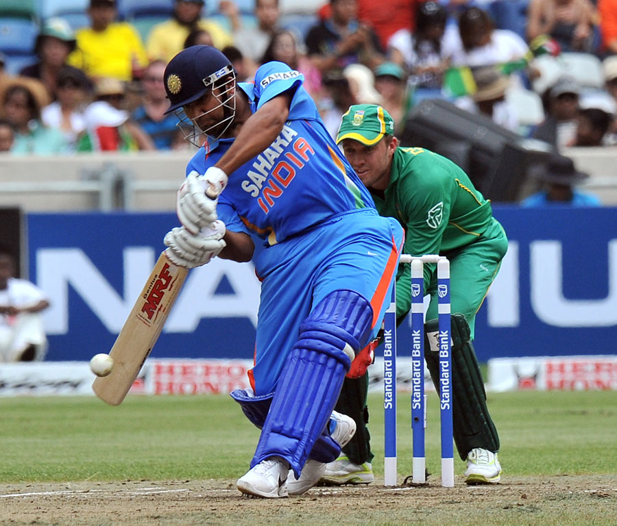 India to play sixth ODI match against South Africa at Centurion today