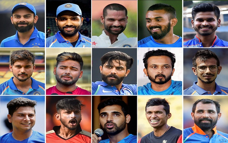 BCCI announces Indian squads for West Indies tour