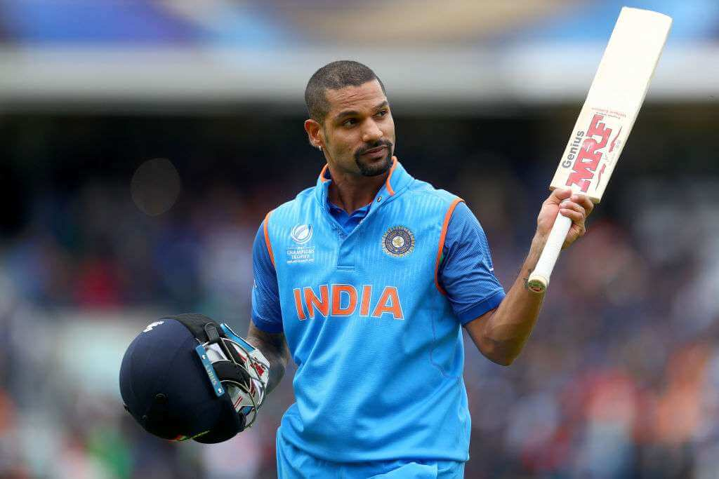 Delhi Capitals opener Shikhar Dhawan becomes 5th player to go past 5000 IPL runs