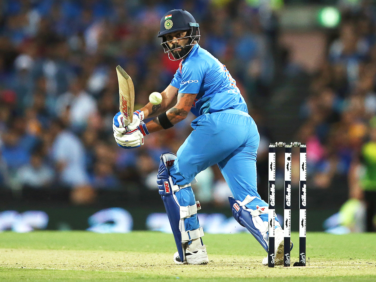 India beat Australia by six wickets in the 3rd T20 International in Sydney
