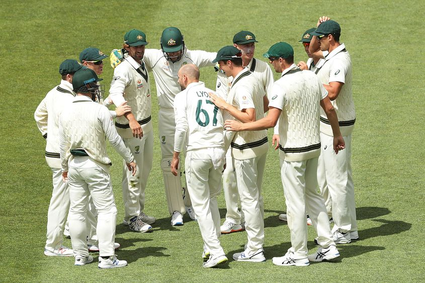 Australia win Test series against Pakistan 2-0