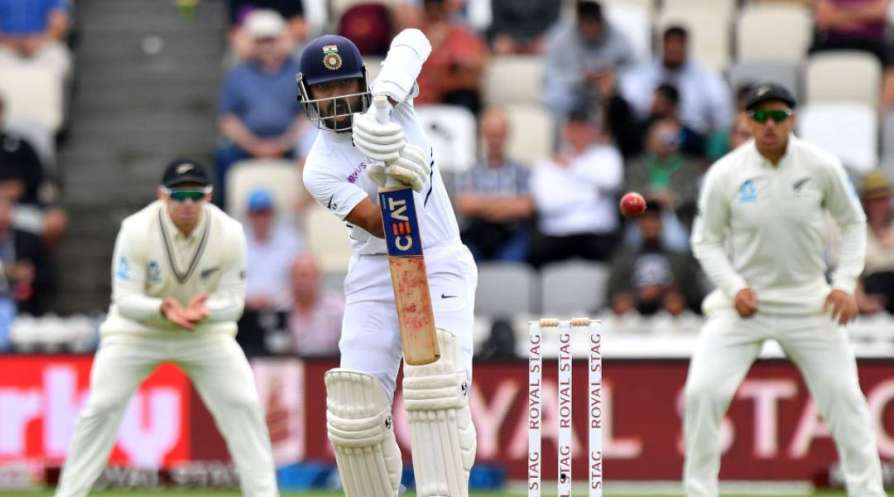 India vs New Zealand: Rain-curtailed 1st day of Wellington Test match