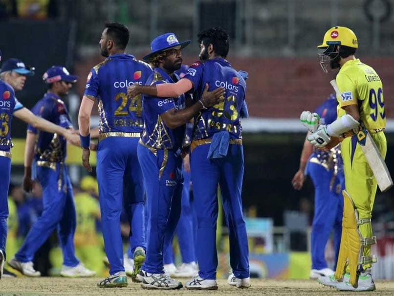 Mumbai Indians beat CSK by 46 runs