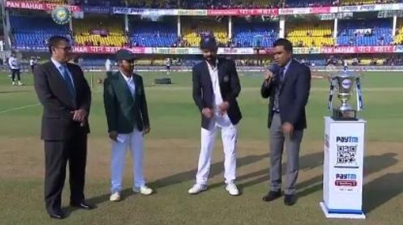 Bangladesh win toss, elect to bat first against India