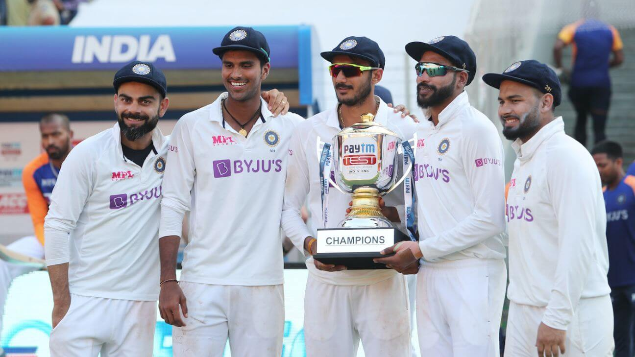 ICC Test Rankings: India retain No. 1 spot after annual update