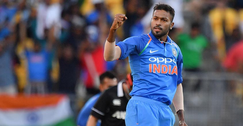 Hardik back in squad for T20 series against South Africa