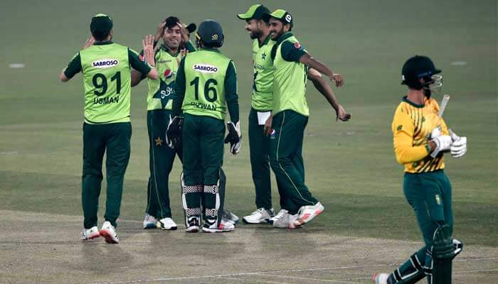 3rd T20I: Pakistan beat South Africa by 9 wickets