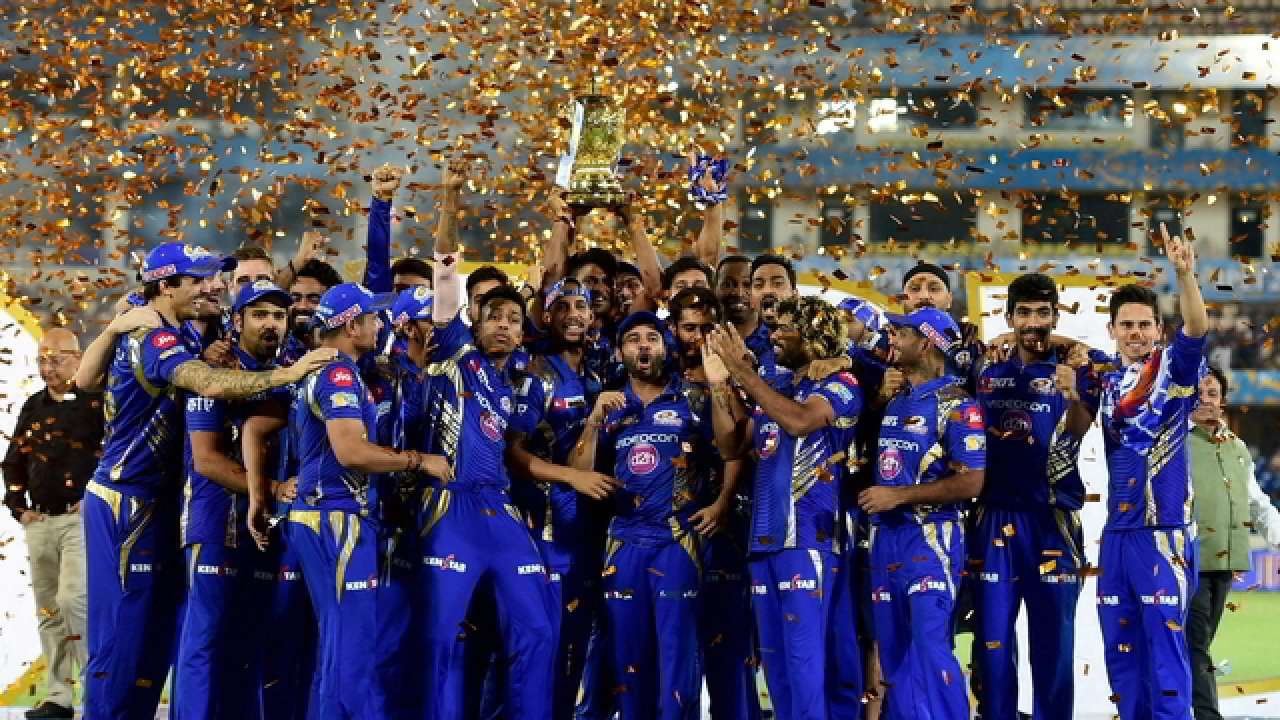 Mumbai Indians lift 4th IPL trophy