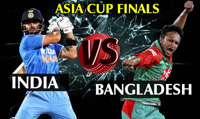 Asia Cup 2018: India win toss against Bangladesh, to field first